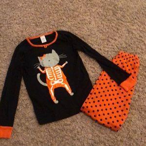 Gymboree Halloween Pajamas